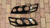 希少 三菱 ランエボ CT9A用 ヘッドライトカバー