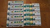 クロネコヤマト ミニカー 15台セット ヤマト運輸