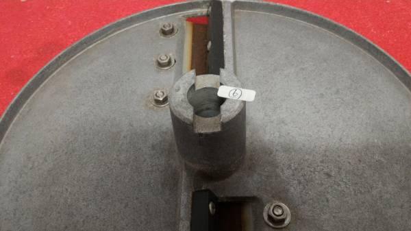 業務用 野菜裁断機 替え刃 フードカッター スライサー 替刃 (管6)_画像3