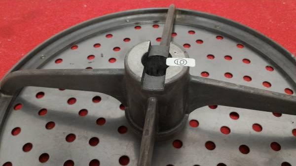 業務用 野菜裁断機 替え刃 フードカッター スライサー 替刃 (管10)_画像3