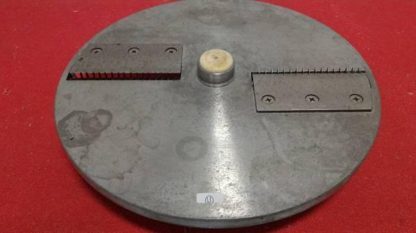 業務用 野菜裁断機 替え刃 フードカッター スライサー 替刃 (管11)_画像1