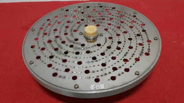 業務用 野菜裁断機 替え刃 フードカッター スライサー 替刃 (管20)_画像1