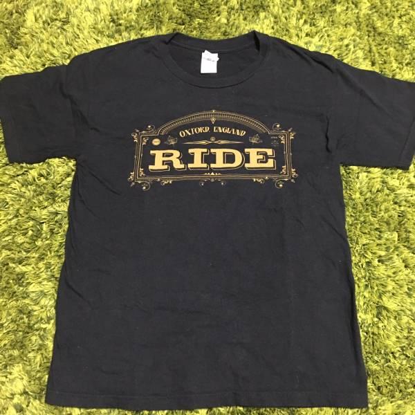 【中古美品】RIDE バンド Tシャツ 【Sサイズ】シューゲイザー My Bloody Valentine UK ロック