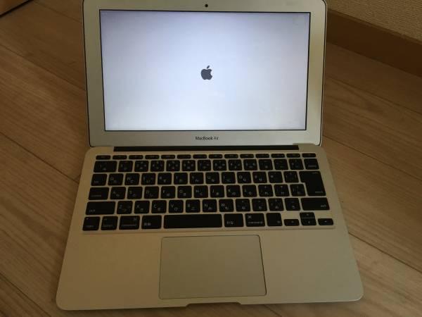 ジャンク MacBook Air 11インチ Mid 2011 SSD128GB MC968/JA
