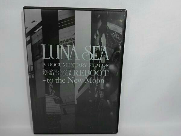 LUNA SEA A DOCUMENTARY FILM OF 20th ANNIVERSARY WORLD TOUR REBOOT-to the New Moon- ライブグッズの画像