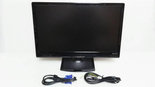 [1] I・O DATA 20型 ディスプレイ LCD-AD202XB