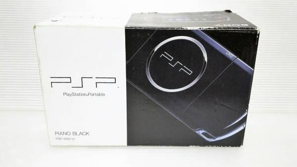 [132] PSP プレイステーションポータブル PSP-3000
