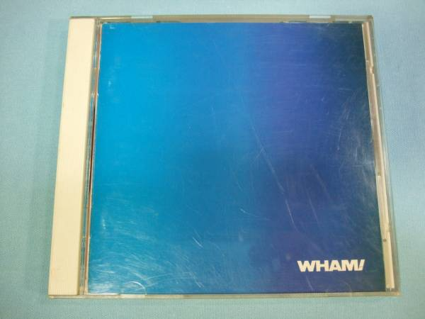 [CD] WHAM! / Music From The Edge Of Heaven (1986)