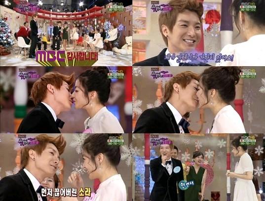 ★私たち結婚しました★イトゥク(super Junior)&カンソラ編♪全話完結