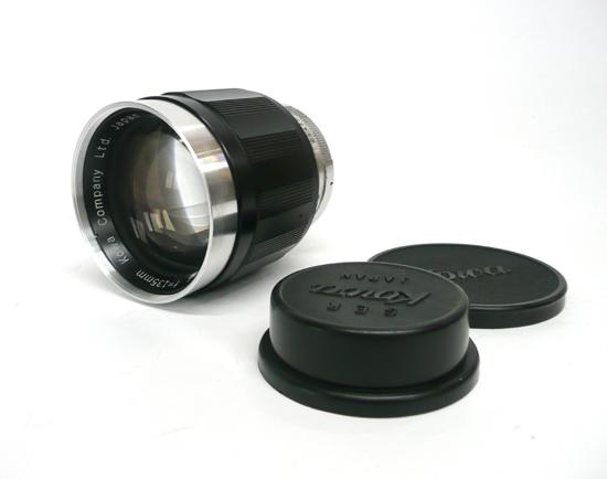ジャンク KOWA/コーワ SER 1:4 f=135mm カメラ レンズ_画像1