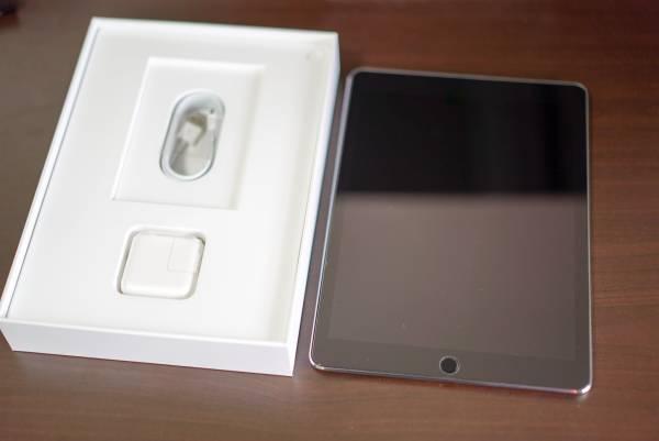 【使用期間短】 9.7インチiPad Pro Wi-Fi + Cellular 256GB - スペースグレイ