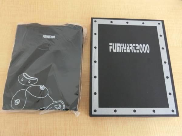 藤井フミヤ/FUMIYART2000/会場限定/ブラックTシャツ/チェッカーズ★