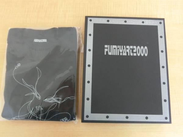 藤井フミヤ/FUMIYART2000/会場限定/黒/チェッカーズ★