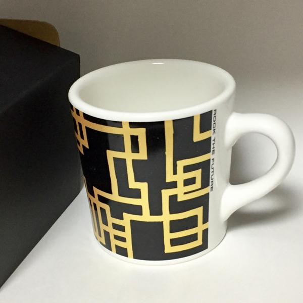 ◆布袋寅泰 ツアーグッズ◆マグカップ BLACK×GOLD◆新品未使用◆即決有◆