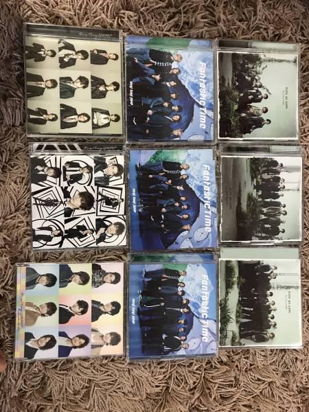 Hey!Say!JUMP CDセット シングル・アルバム 未開封ポスター付き コンサートグッズの画像