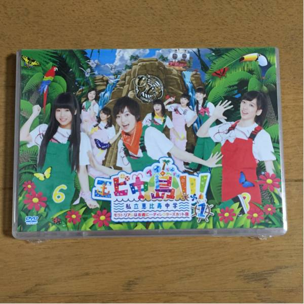 私立恵比寿中学 エビ中島!!!~モラトリアムは永遠に…ディレクターズカット版Vol.1 DVD ライブグッズの画像