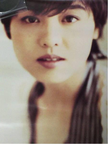 当時物 森川美穂 非売品プロモーションポスター 未使用品