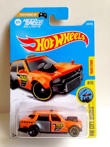 劇中車 Time Attaxi Need For Speed No Limits タイム アタックシー Taxi タクシー ニード フォー スピード ノー リミット オレンジ EA2