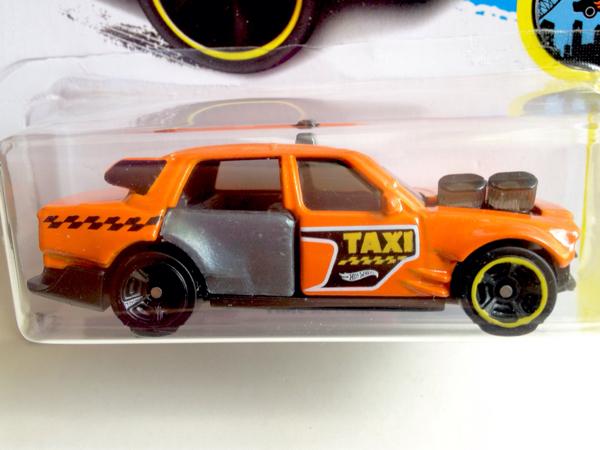 劇中車 Time Attaxi Need For Speed No Limits タイム アタックシー Taxi タクシー ニード フォー スピード ノー リミット オレンジ EA1
