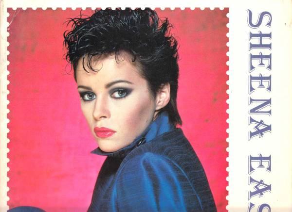 シーナ・イーストン '81来日ツアー・パンフレット