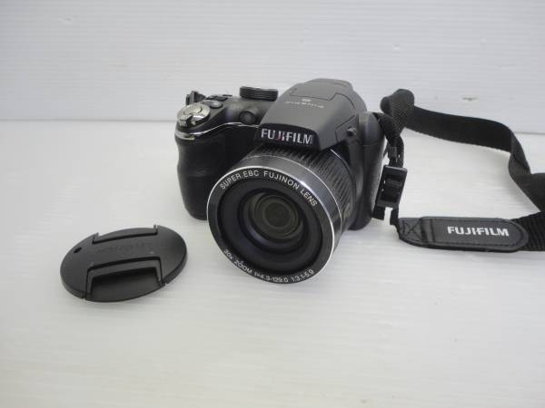 J8428ta FUJIFILM/富士フィルム デジタルカメラ FINEPIX S4000 光学30倍
