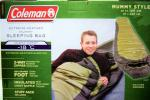耐寒-18℃対応!■コールマン最上級寝袋/ExtremeWeather■『Coleman Basic Item』///一生物シュラフ///