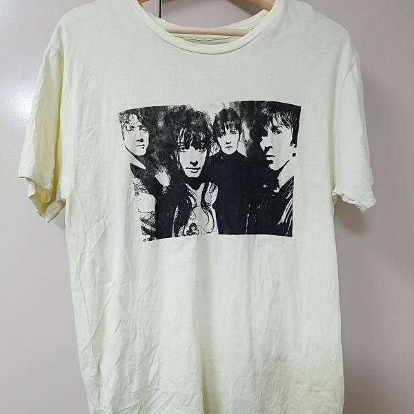 90s ヴィンテージ My Bloody Valentine Tシャツ マイブラ 古着