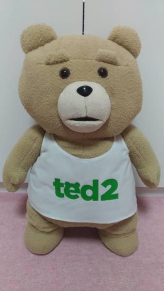 ted2タンクトップぬいぐるみXLプレミアム グッズの画像