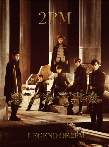 2PM LEGEND OF 2PM(初回生産限定盤A)(DVD付)  新品