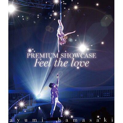 浜崎あゆみ DVDayumi hamasaki PREMIUM SHOWCASE Feel the love
