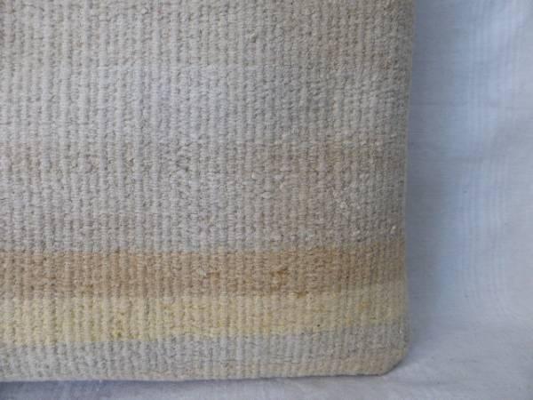 わけあり オールドキリムクッションカバー 43×43cm 3966_画像3
