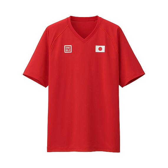 ユニクロ 2016 リオオリンピック ドライEXTシャツ S 錦織圭