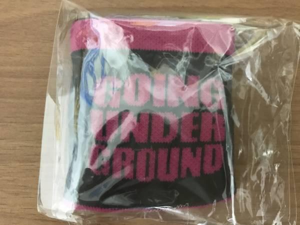 ◆ GOING UNDER GROUND NKZ ROCKS リストバンド ◆