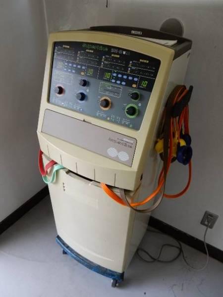 「B06」ミナト医科学 干渉電流型低周波治療器◆スーパーカイネ SK-8WDX