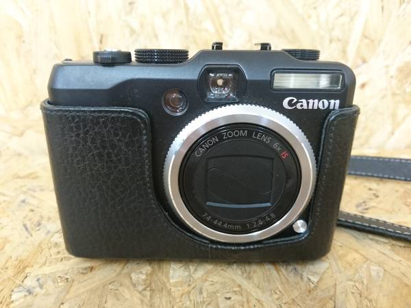 B-3★Canon キャノン PowerShot G7 ジャンク品