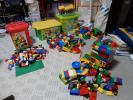 ☆レゴブロック LEGO: 赤バケツ(基本セット)、緑バケツ、緑バケツ(楽しい動物園)等セット☆