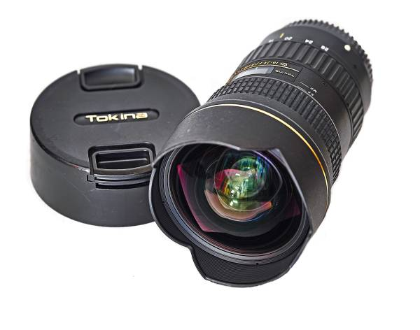Tokina AT-X 16-28mm F2.8 PRO FX EFマウント canon