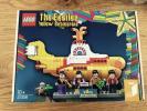 新品・レゴ 21306 ビートルズ イエローサブマリン Ye