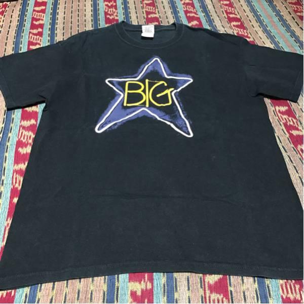 希少 ◆ BIG STAR Tシャツ ◆ Mサイズ alex chilton beatles flaming lips sonic youth pixies daniel johnston カルト ロック t-shirt