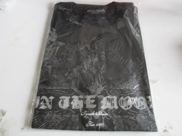 氷室京介 Tシャツ ツアー2007 未使用 ライブグッズの画像