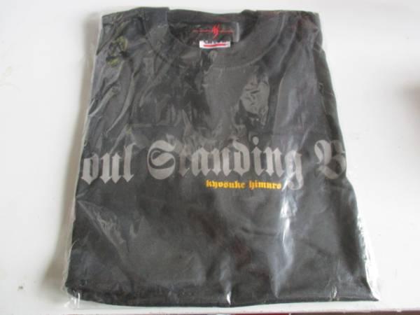 氷室京介 Tシャツ SOUL STANDING 未使用 ライブグッズの画像