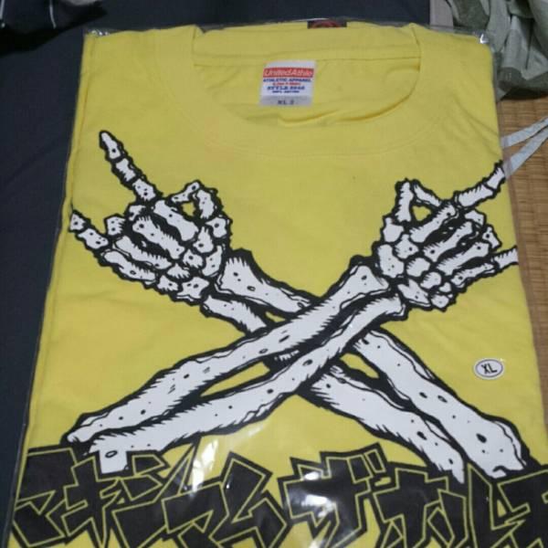 マキシマムザホルモン Tシャツ ライブグッズの画像