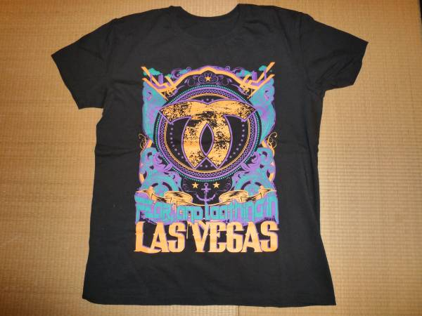 Fear, and Loathing in Las Vegas ONE MAN LIVE Tシャツ 黒 サイズM DEVILUSE