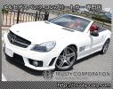 # custom sum total 300 ten thousand jpy # latter term 63Look#SL55AMG# digital broadcasting HDD navi # red leather seat # push start #AMG19 -inch AW#500ps# electric burr o roof
