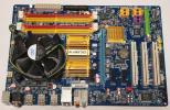 Mother Board - 【中古動作品】 GIGABYTE 「EP35-DS3」+CPU「Core 2 Duo E8400 3.0GHz」【P35】【LGA775】