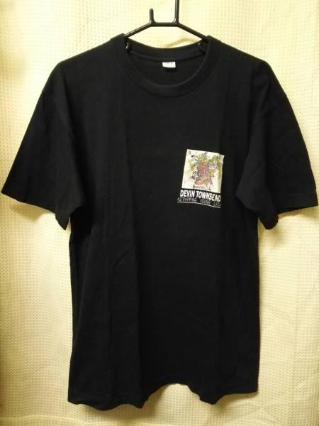 06 バンドTシャツ デヴィンタウンゼント ストラピングヤングラッド ヴィンテージ L