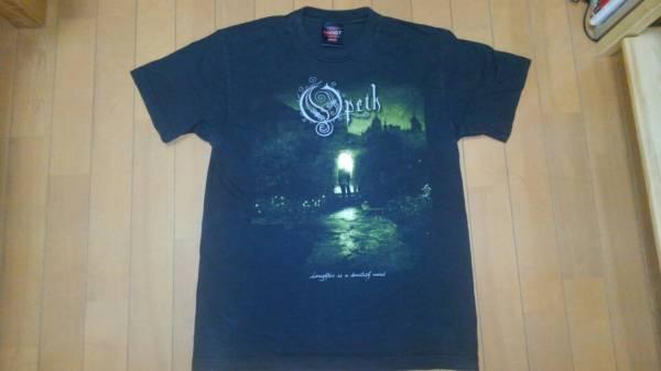 OPETH(オーペス)バンドTシャツ