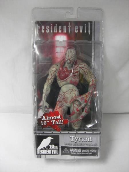 T0617-2 /バイオハザード タイラント フィギュア resident evil Tyrant 未開封 NECA グッズの画像