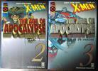 エイジ オブ アポカリプス コミック 2冊セット 日本語版2巻3巻   X-メン x men エックスメン 小学館プロダクション マーブルクロス