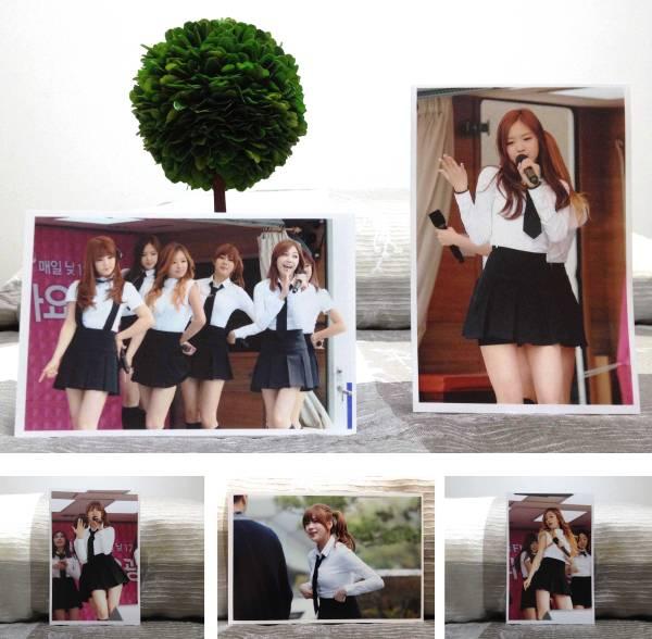 A-Pink★2014年4月★Comeback Stage-Mr.Chu-イソラ★韓国 FC生写真40枚